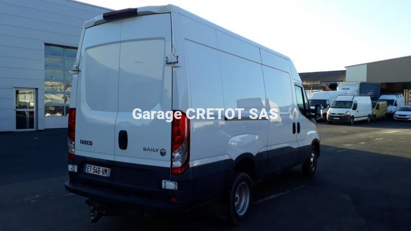 Fourgon Iveco Daily 35C14V Fourgon tôlé