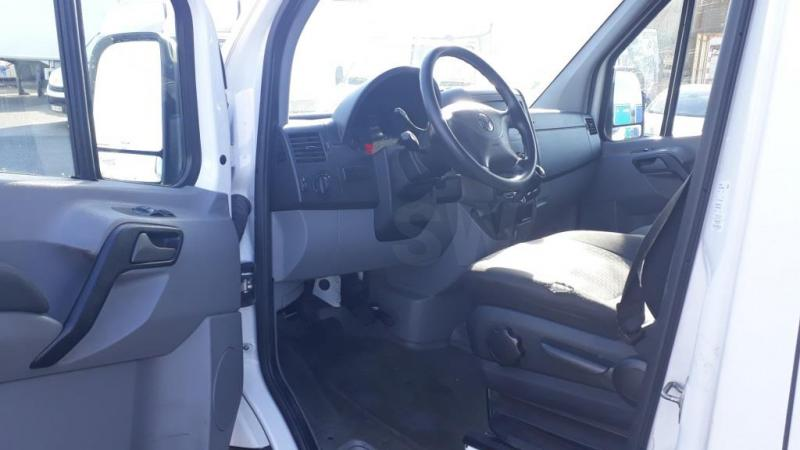 Fourgon Volkswagen Crafter 2.0 TDI 163 Fourgon tôlé