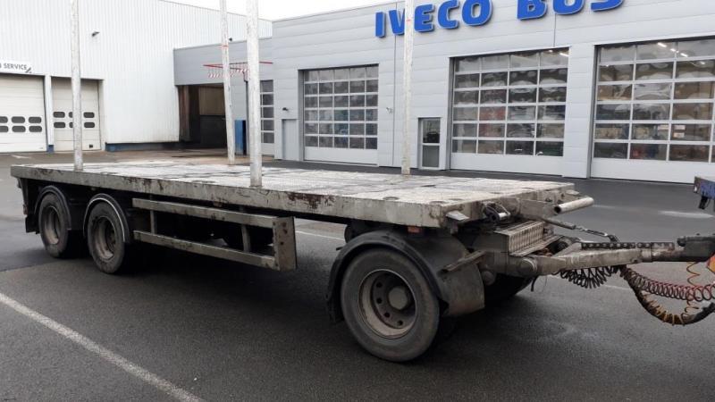 Véhicules spéciaux Iveco Trakker AT 410 T 50 P Grumier