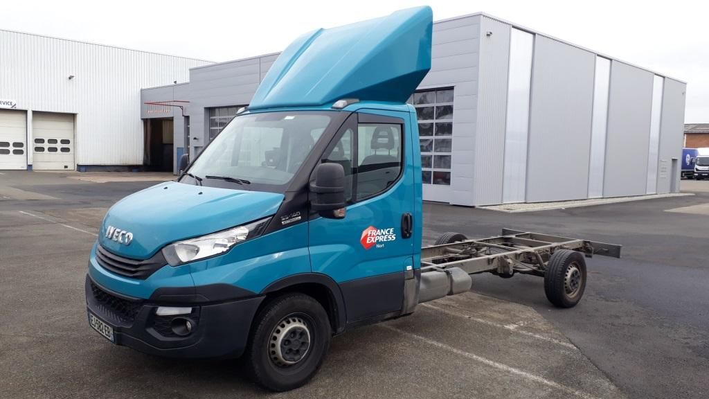 Utilitaire Iveco Daily 35S14 Châssis cabine