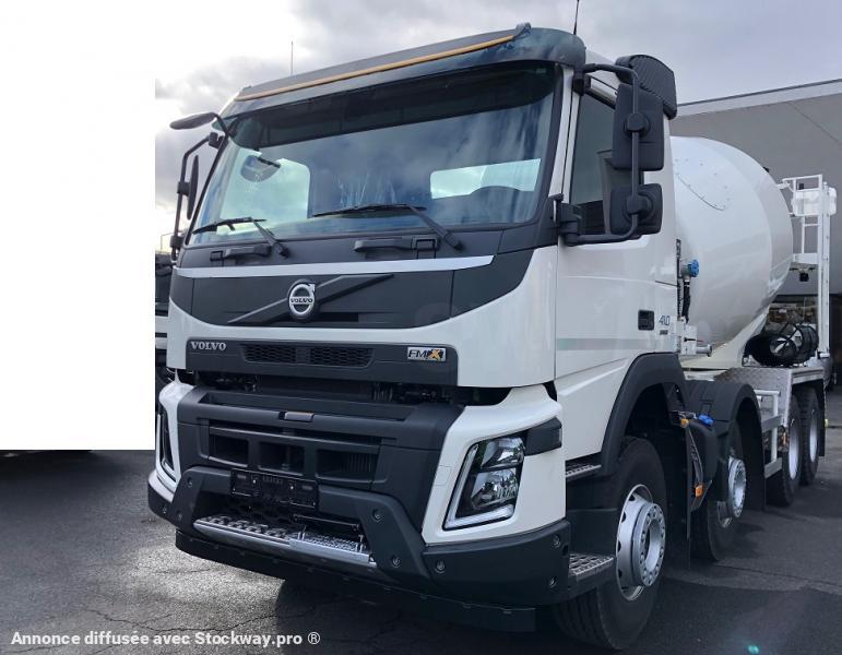 Photo Volvo FMX 410 image 3/16