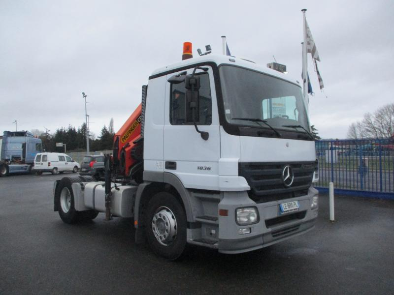 Occasion Mercedes Actros 1836 LS 36