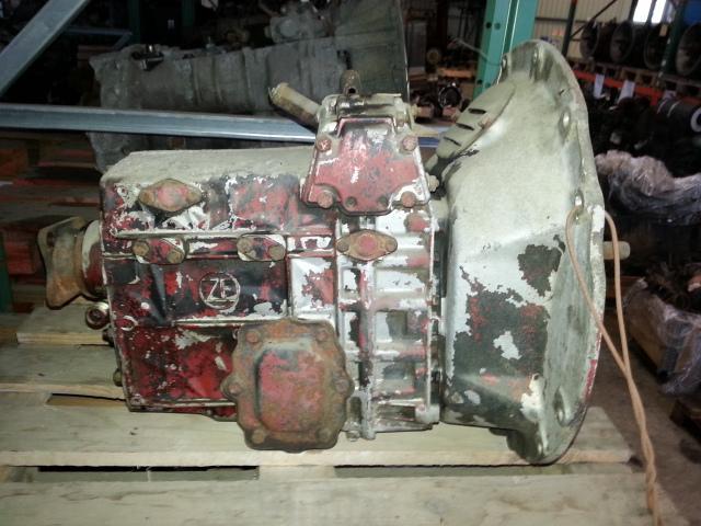Boite de vitesse DAF 1500 / BV S5-35/2
