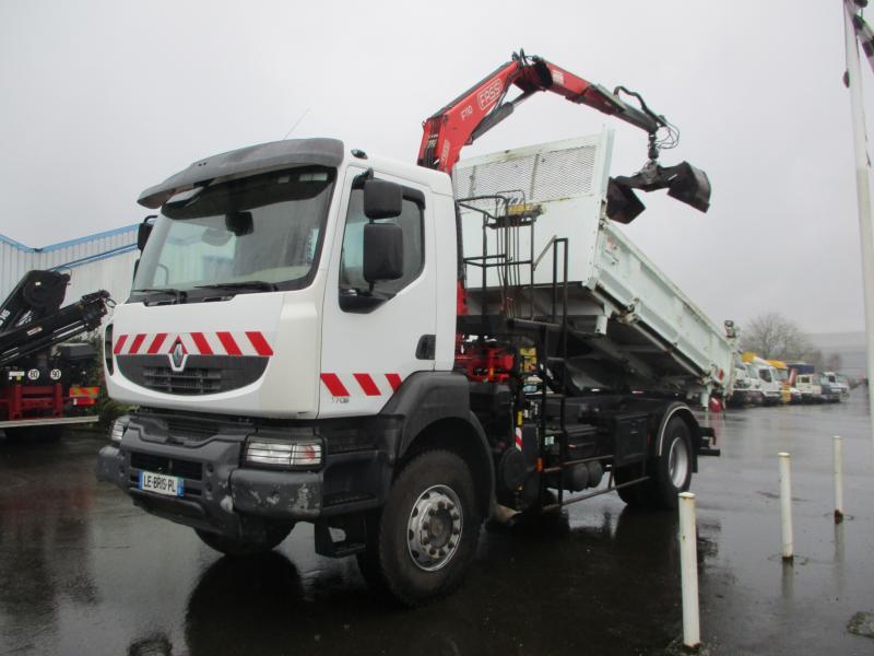 Occasion Renault Kerax 370.19 DXI