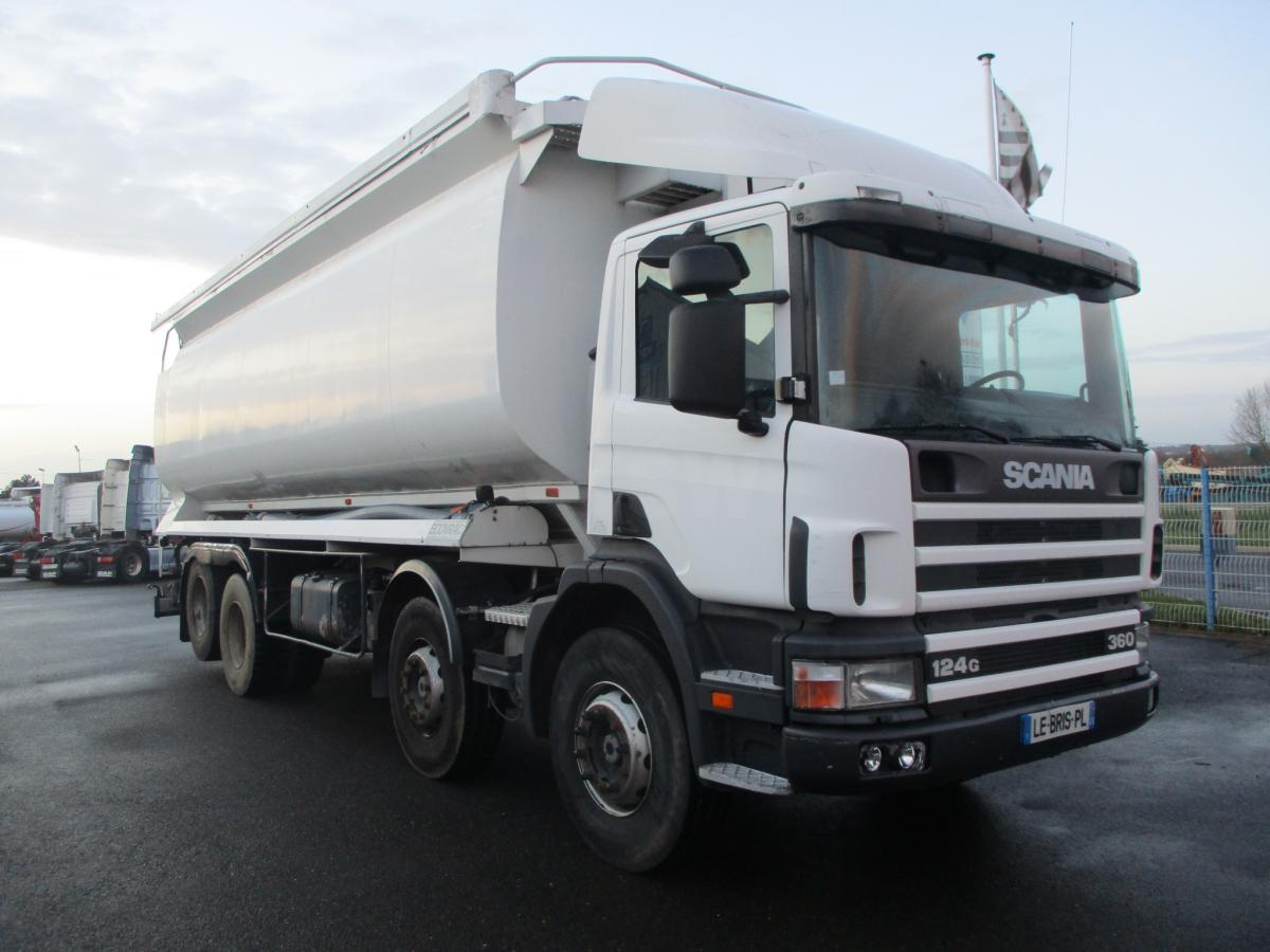Occasion Scania G 124G360