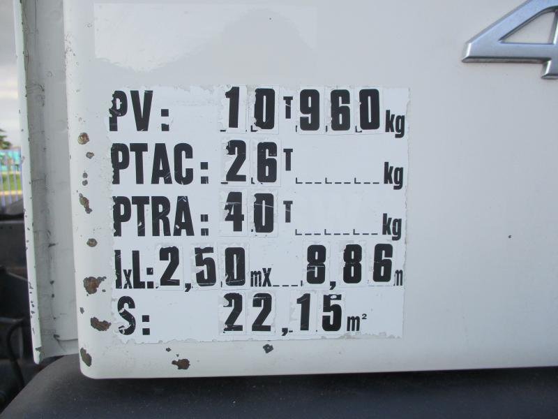Occasion Volvo FM12 400