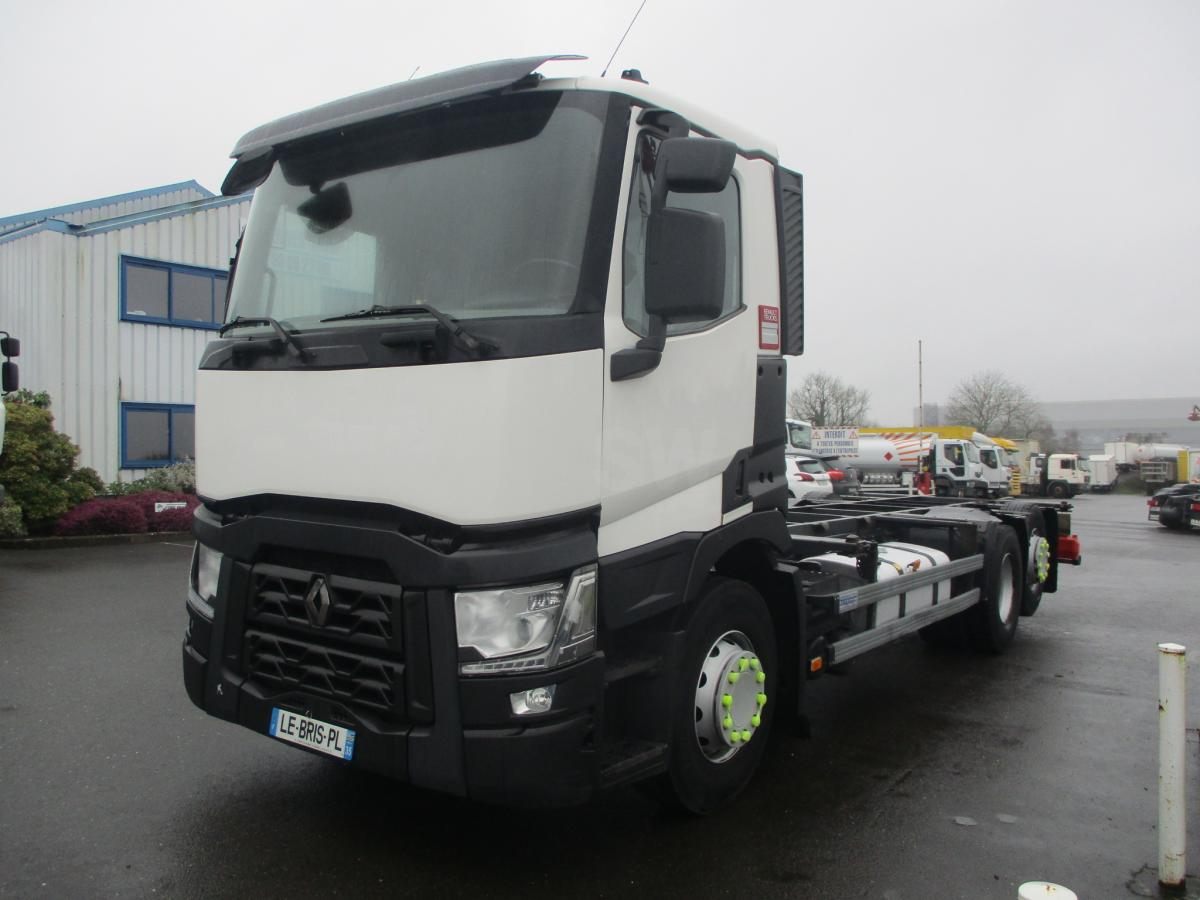 Occasion Renault Gamme T 430 P6X2 LOW 26T E6