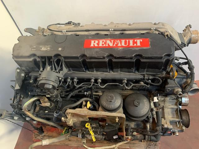 Moteur Renault MOTEUR RENAULT KERAX 320 DXI