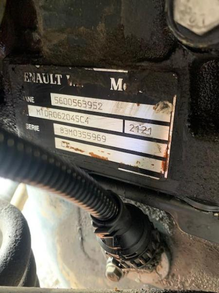 Moteur Renault MOTEUR RENAULT PREMIUM 260