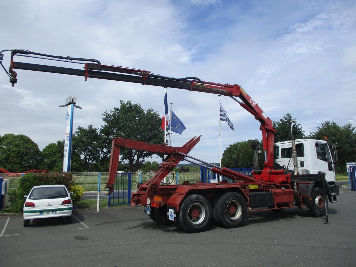 Occasion Iveco Eurotrakker 260E35