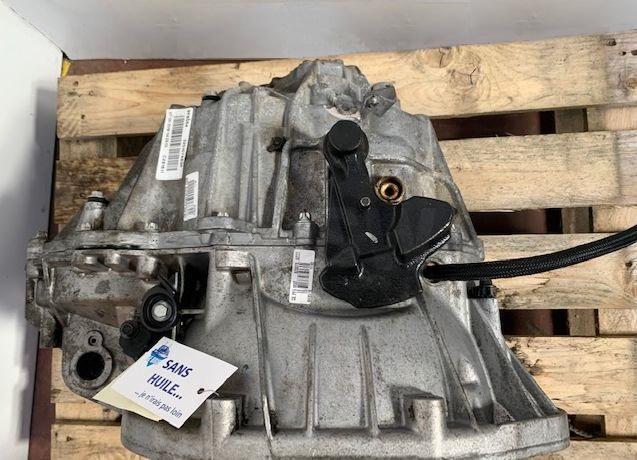Boite de vitesse Renault BOITE DE VITESSES RENAULT MASTER