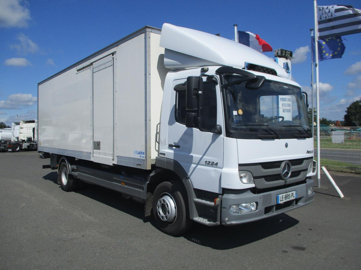 Occasion Mercedes Atego 1224