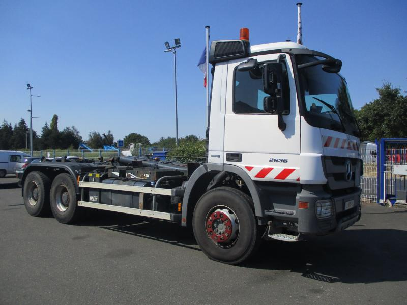 Occasion Mercedes ACTROS 26/36K