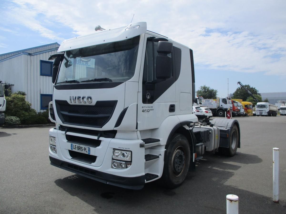 Occasion Iveco Stralis AT 440 S 48 TP