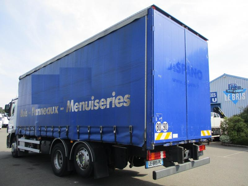 Occasion Mercedes Actros 2536 NL