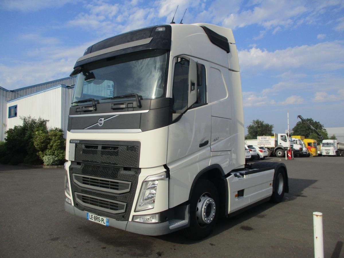 Occasion Volvo FH 460 Globetrotter