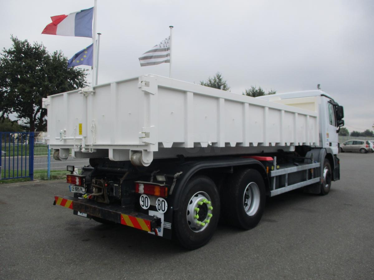 Occasion Mercedes Actros 2541 NL