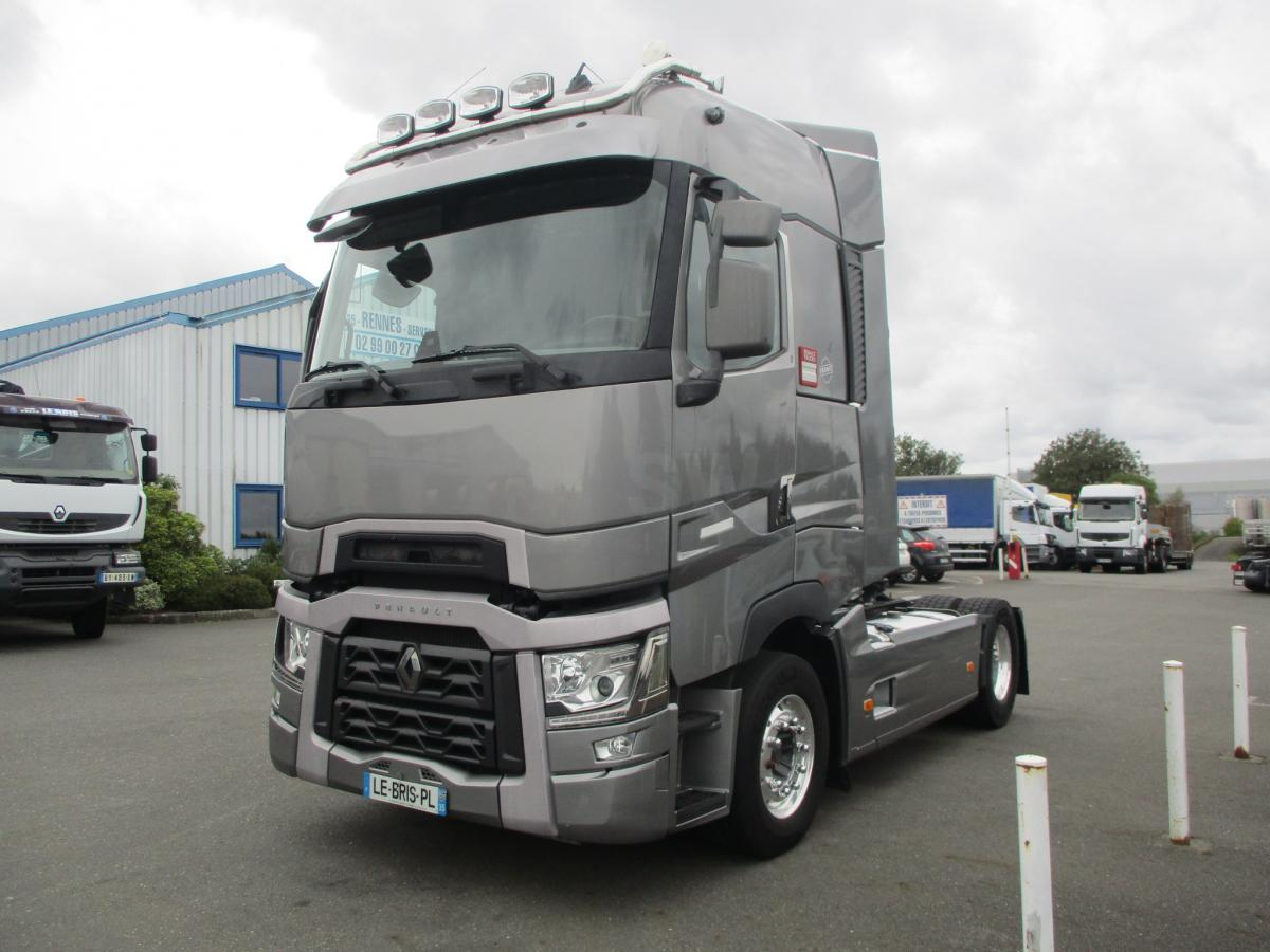 Occasion Renault Gamme T High 520 T4X2 E6 MAXISPACE