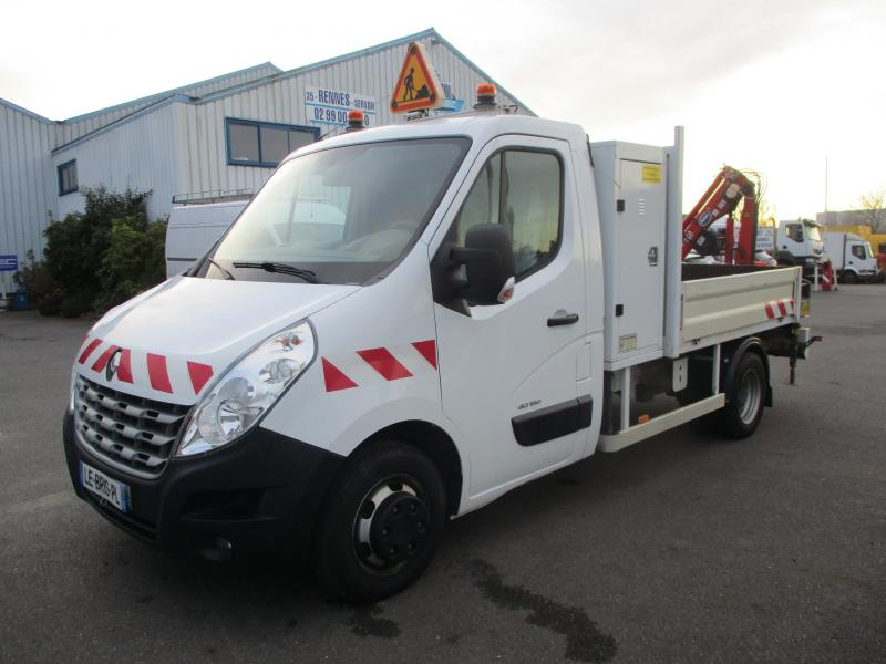 Occasion Renault Master Propulsion 150.35