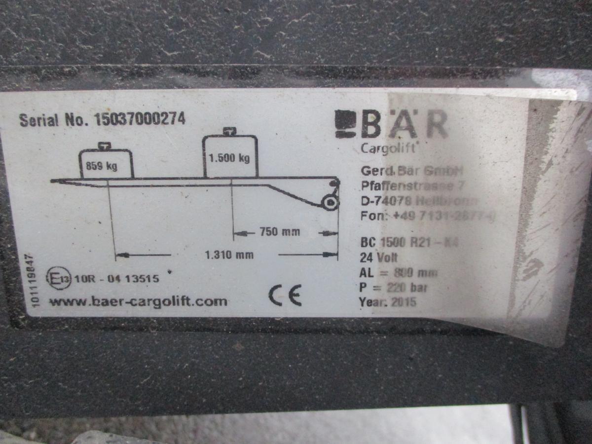 Occasion DAF CF85 FA 330