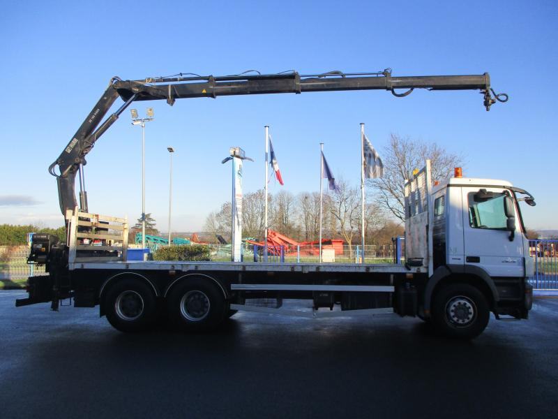 Occasion Mercedes Actros 2636