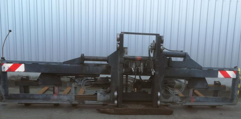 Occasion Autre Fenwick Tablier Chariot Fenwick H80-02-900