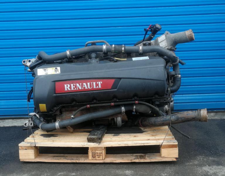 Moteur Renault P450 DXI