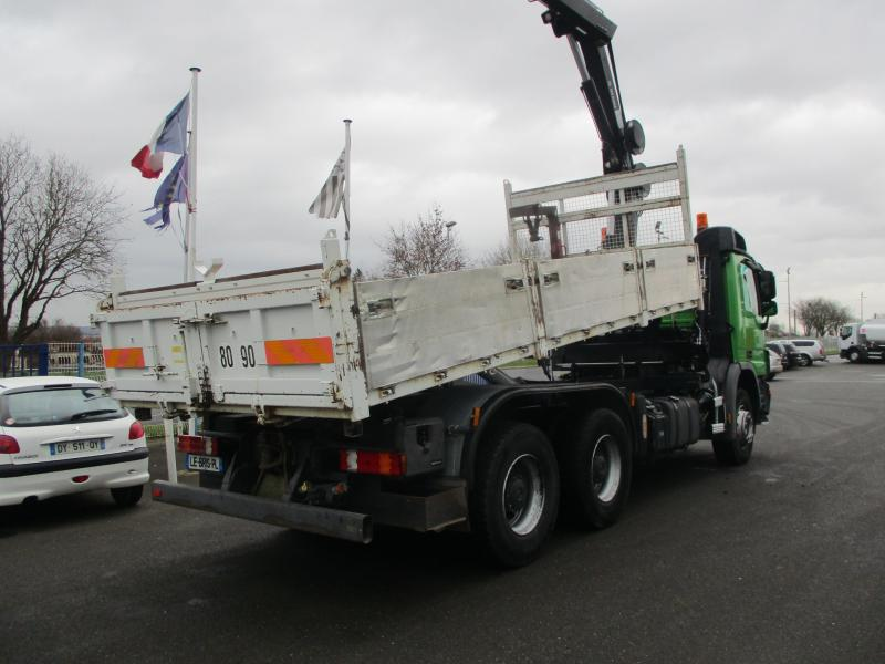 Occasion Mercedes Actros 2641