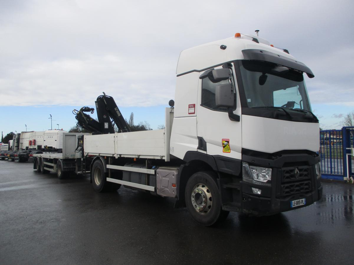 Occasion Renault Gamme C 460