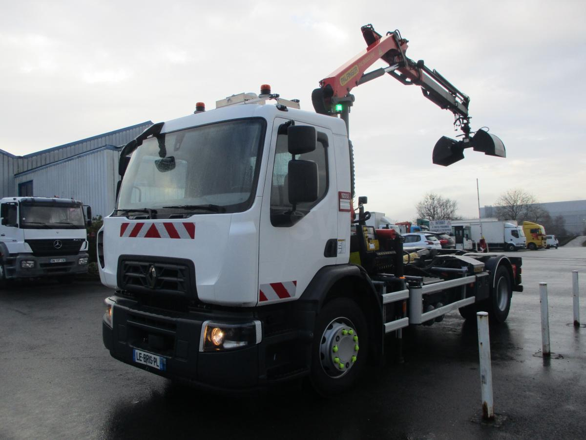 Occasion Renault Gamme D 280.19