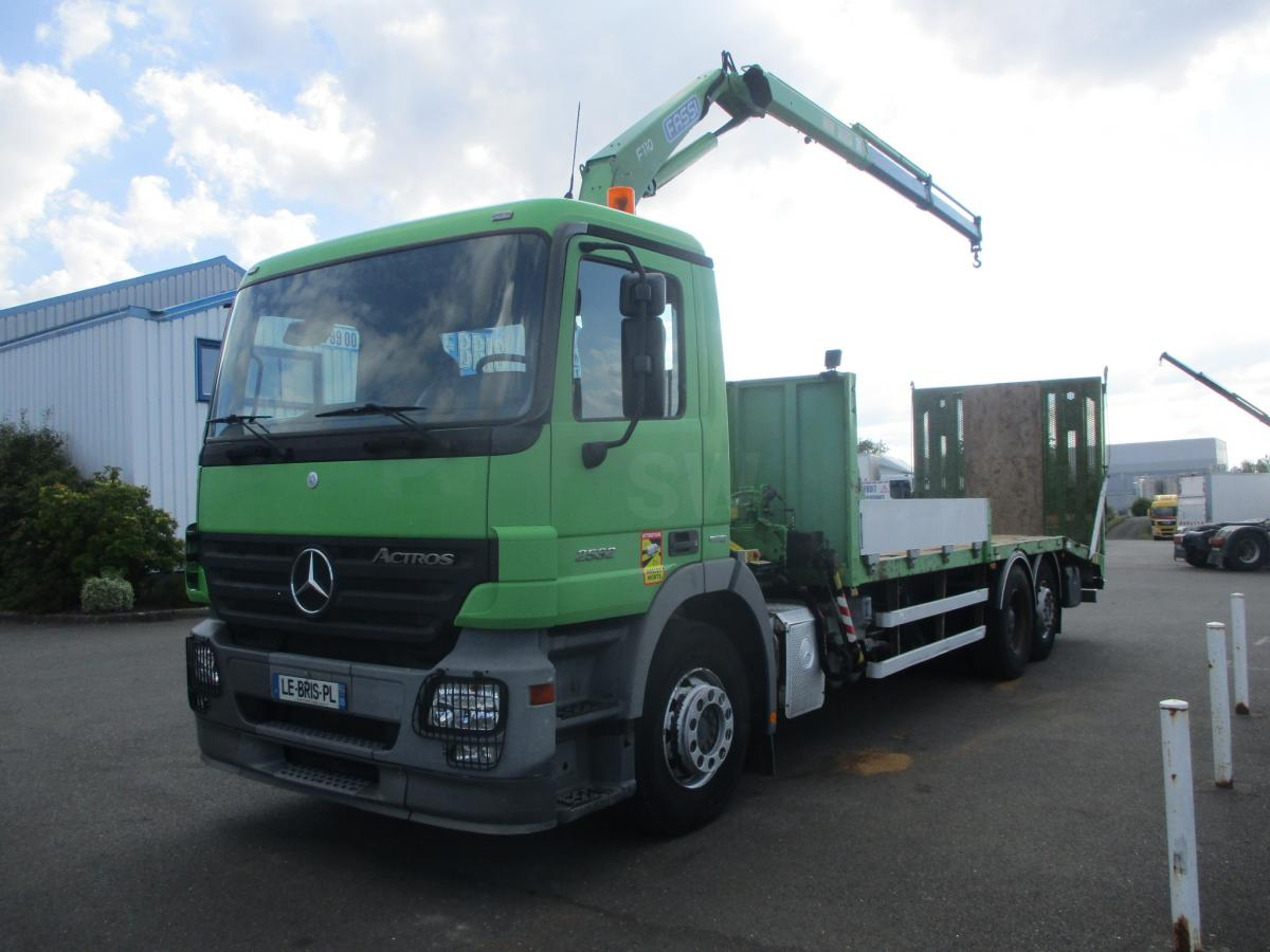 Occasion Mercedes Actros 2532 NL