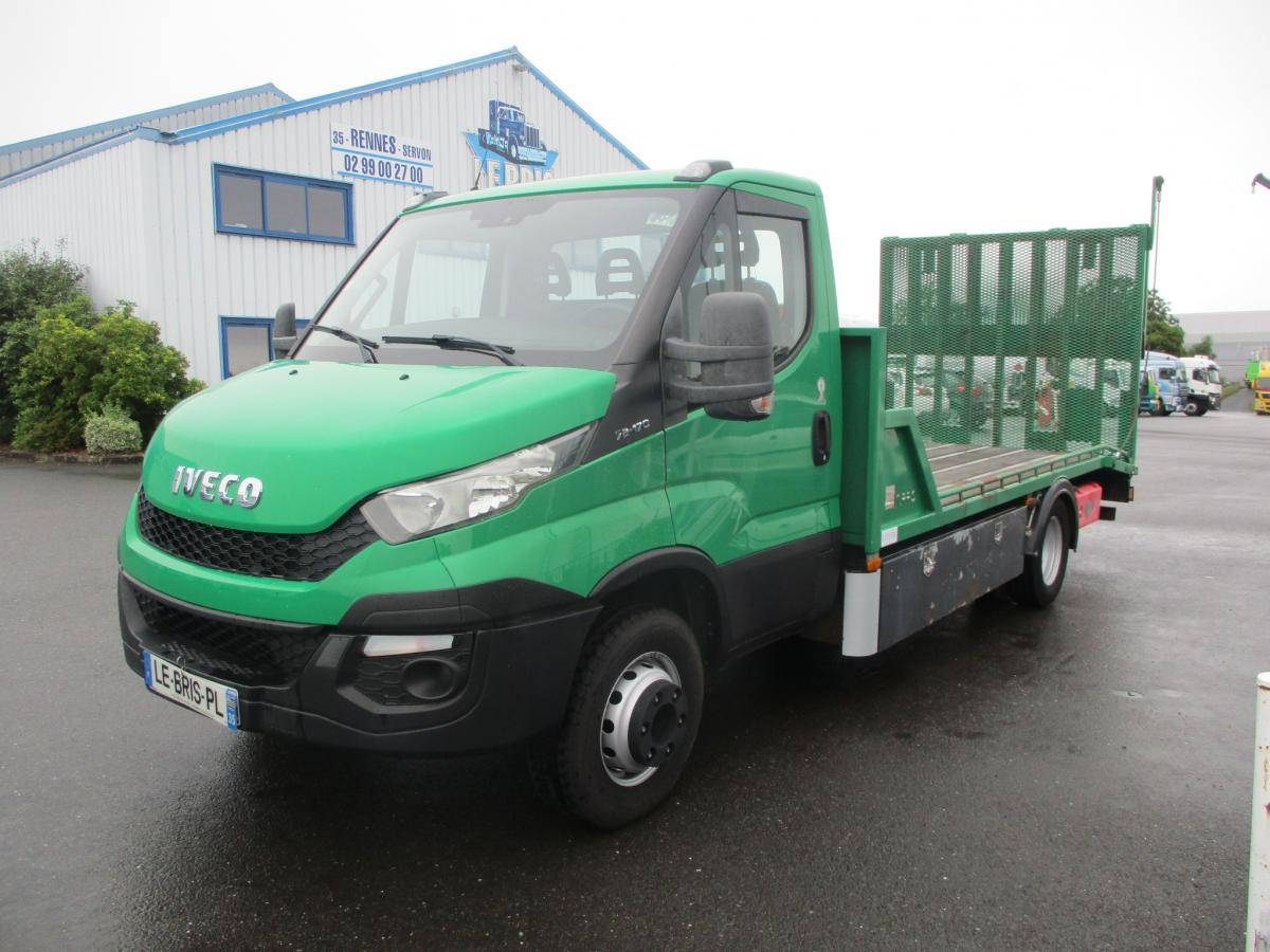 Occasion Iveco Daily 72.170