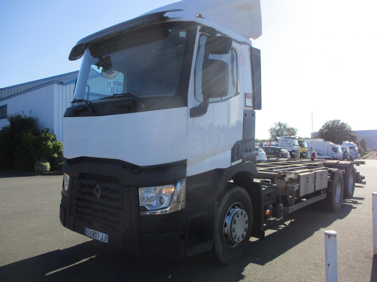 Occasion Renault T430
