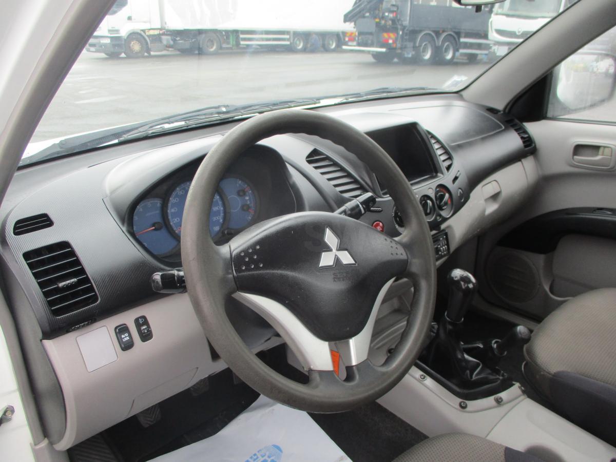 Occasion Mitsubishi L 200 2.5 DID
