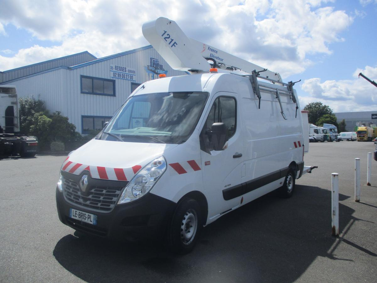 Occasion Renault Master Traction 125.35