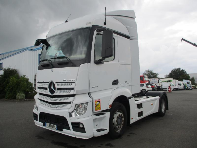 Occasion Mercedes Actros 1845