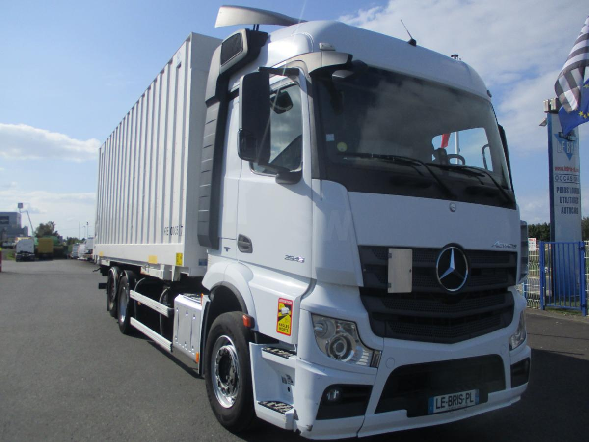 Occasion Mercedes Actros 25-45