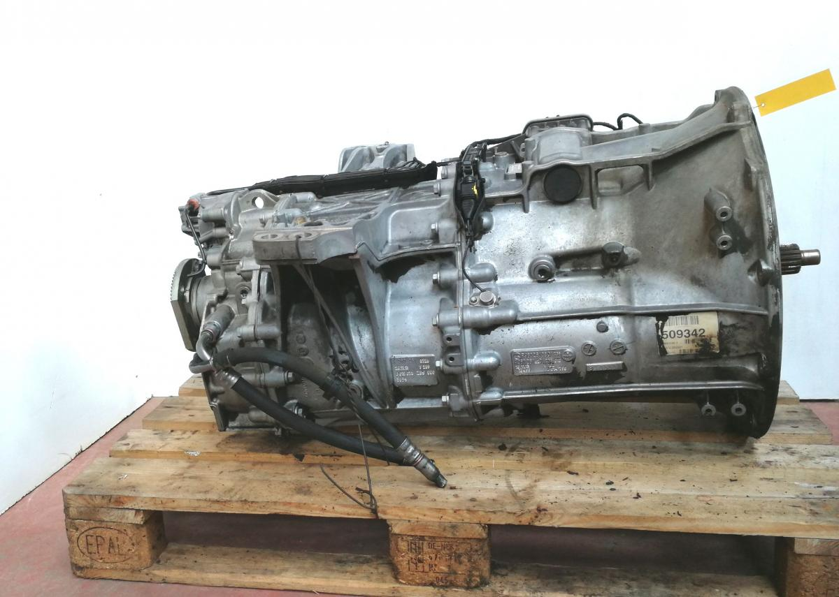 Occasion Boite de vitesse Mercedes BOITE DE VITESSES MERCEDES 1842 G211-12 EPS  71535201372372