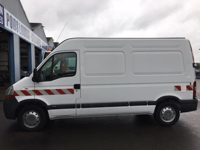 Occasion Renault Master DCI 120