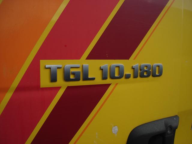 Cabine MAN CABINE MAN TGL 10-180