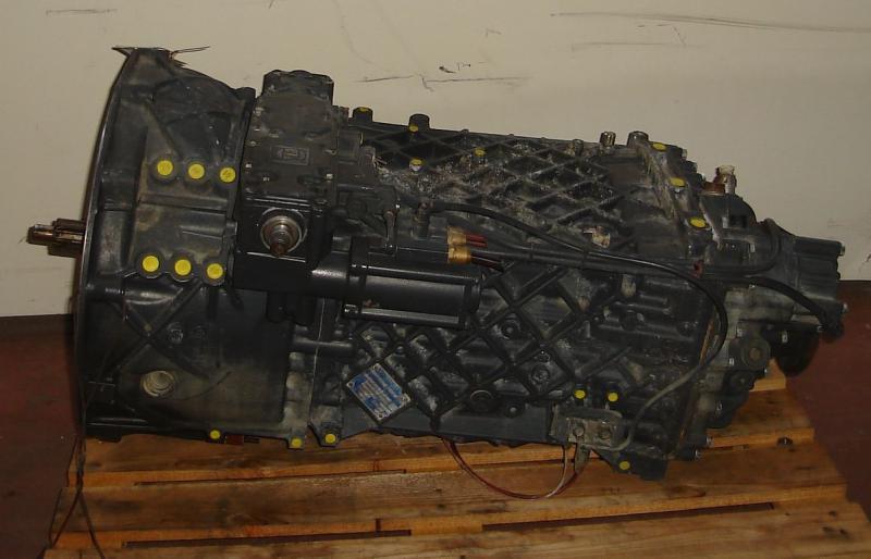 Occasion Boite de vitesse Iveco STRALIS 480  16 S 221