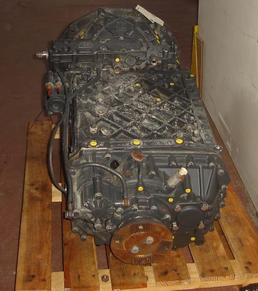 Boite de vitesse Iveco STRALIS 480  16 S 221