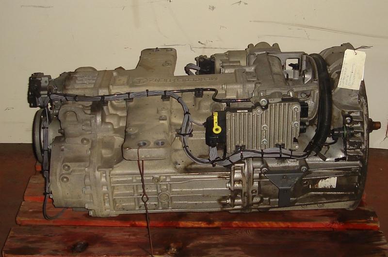 Occasion Boite de vitesse Mercedes ACTROS 1836   G210-16 EPS SANS VOIGT