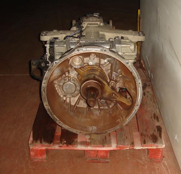 Boite de vitesse Mercedes ACTROS 1836   G210-16 EPS SANS VOIGT