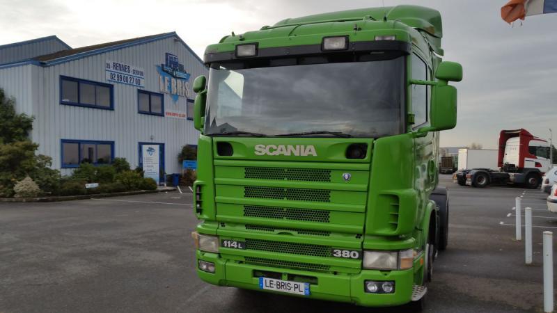 Occasion Scania L 114L380