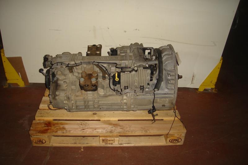 Boite de vitesse Mercedes ACTROS 1832G211-16 EPS SANS VOIHT