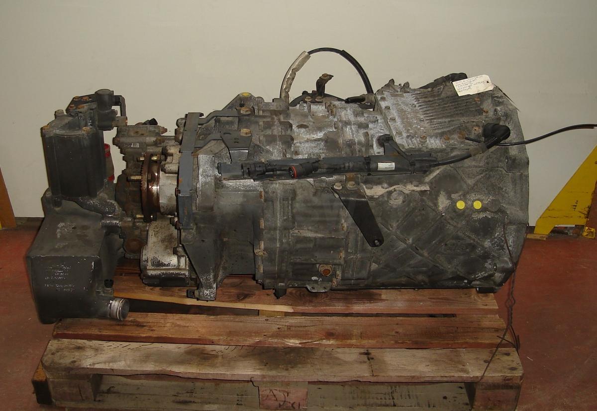 Occasion Boite de vitesse DAF BOITE DE VITESSES DAF XF105-410
