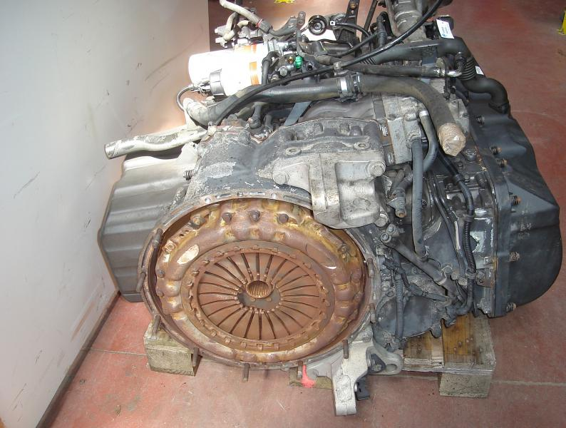 Moteur Renault MOTEUR RENAULT AE 460 DXI