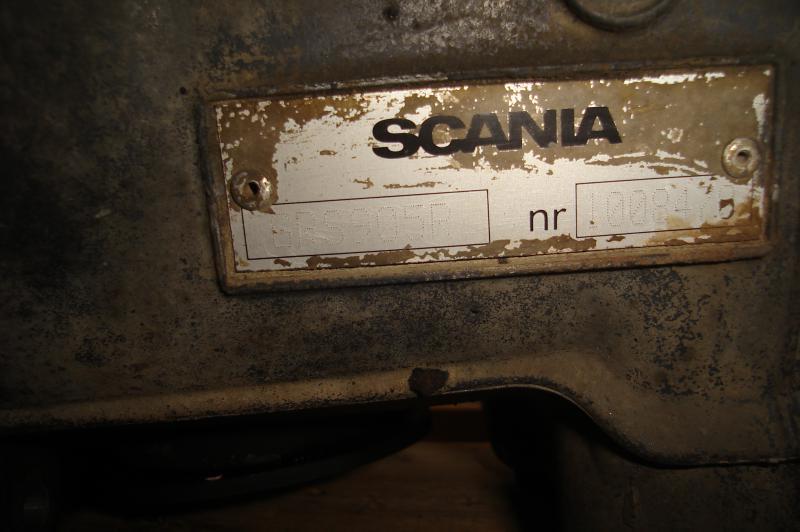 Boite de vitesse Scania BOITE DE VITESSE  SCANIA R440 GRS 905R