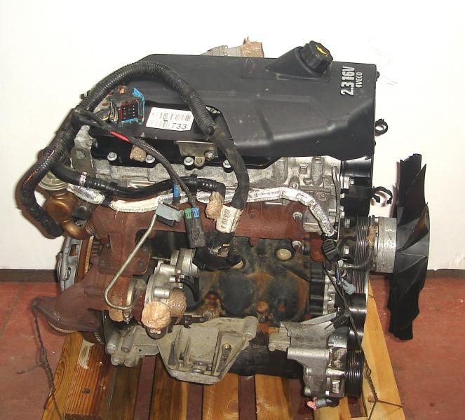 Occasion Moteur Iveco MOTEUR IVECO 35S11  F1AE0481U-A007